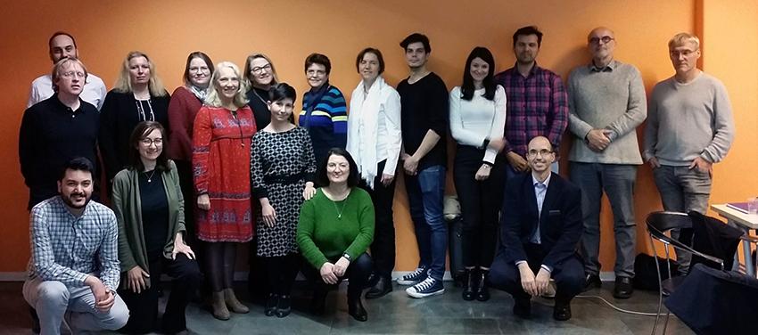 MyPal Consortium Members in Milan