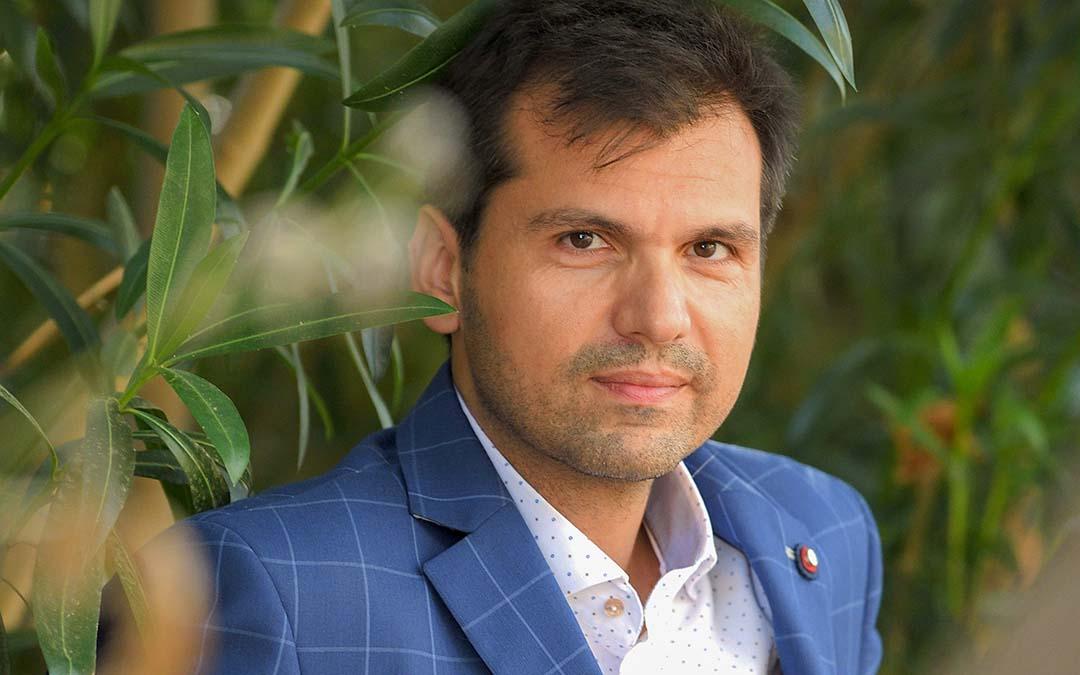 An Interview with Lefteris Koumakis