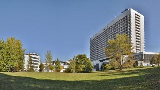 Adult medicine campus - University Hospital Brno