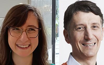 Dr Lydia Scarfo & Prof. Paolo Ghia