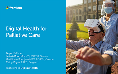 Call for Articles for Frontiers in Digital Health