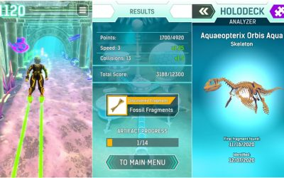 """Serious Games – Serious fun with """"AquaScouts"""""""